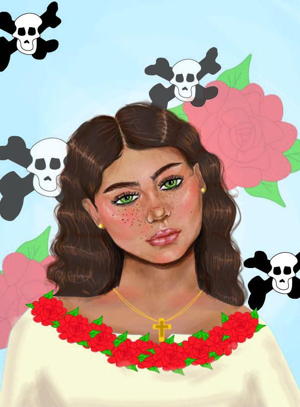 Digitale Illustration